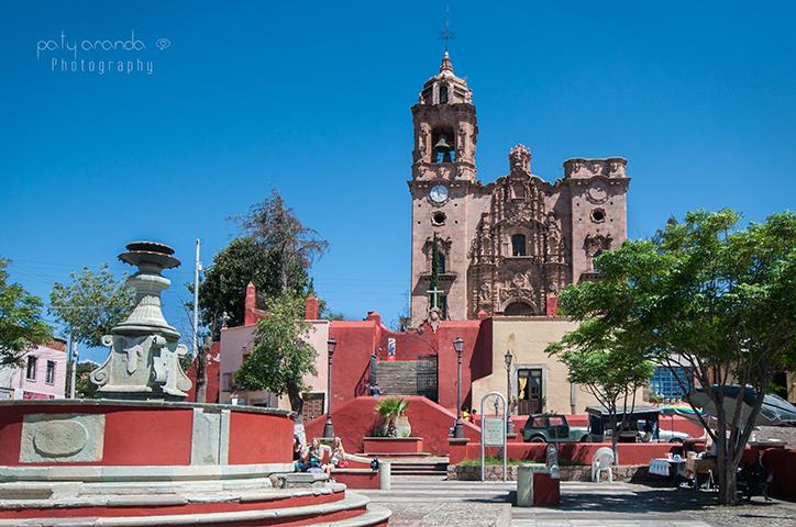 Templo de la valenciana en guanajuato - Hierros san cayetano ...
