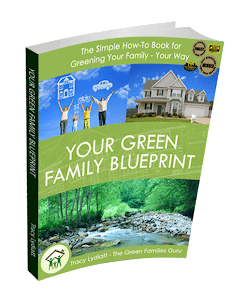 PURCHASE My award-winning book: Your Green Family Blueprint