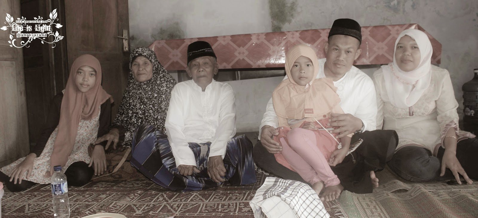 keluarga muhammad harun