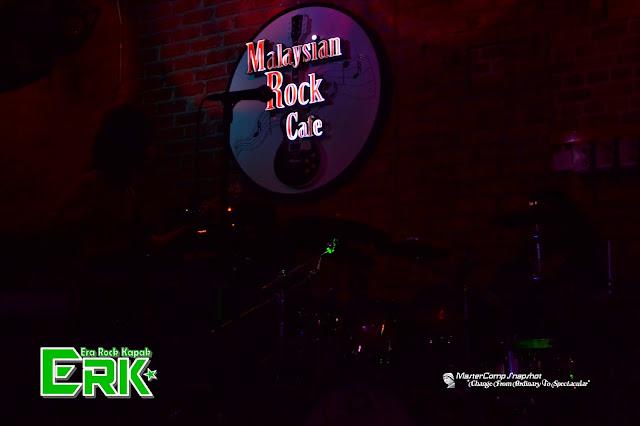 Kronologi Live Rahim Maarof Feat Joe Burnmark 2014