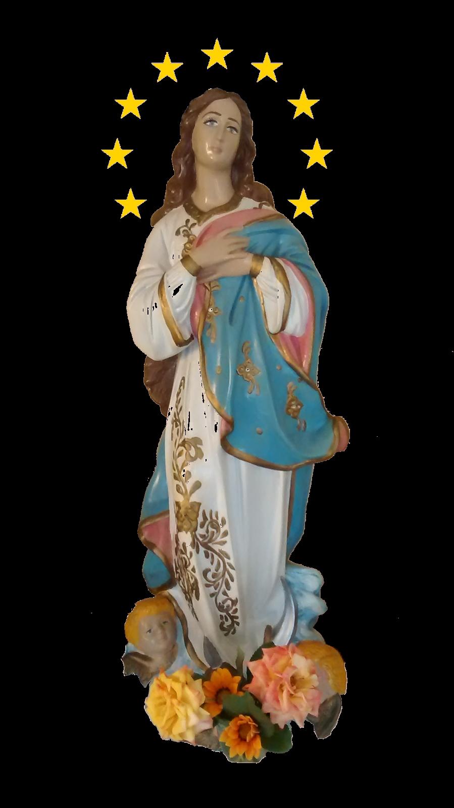 IMACULADA RAINHA DOS APÓSTOLOS