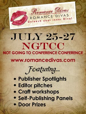 Not Going to Confrence Confrence @ Romance Diva's