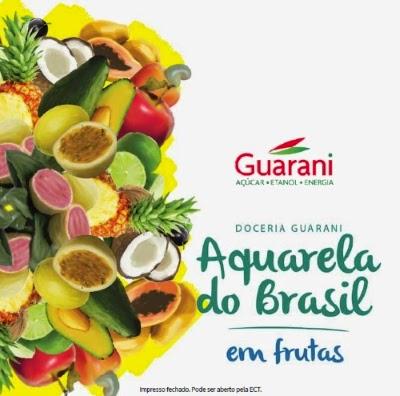 Livro de Receitas Guarani