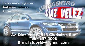 Lubricentro Diaz velez
