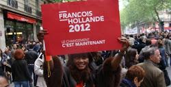 Milhares festejam nas ruas a vitória de François Hollande
