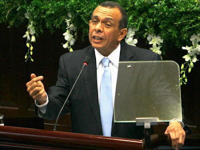 Honduras President Porfirio Lobo