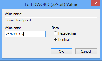 Internet Download Manager Connection Speed