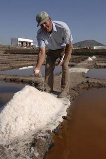 Aspectos negativos de las industrias salineras