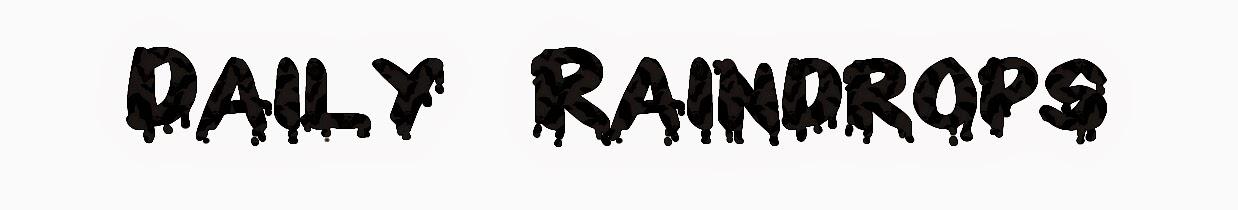 daily-raindrops