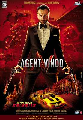 I'll Do the talking from Agent Vinod