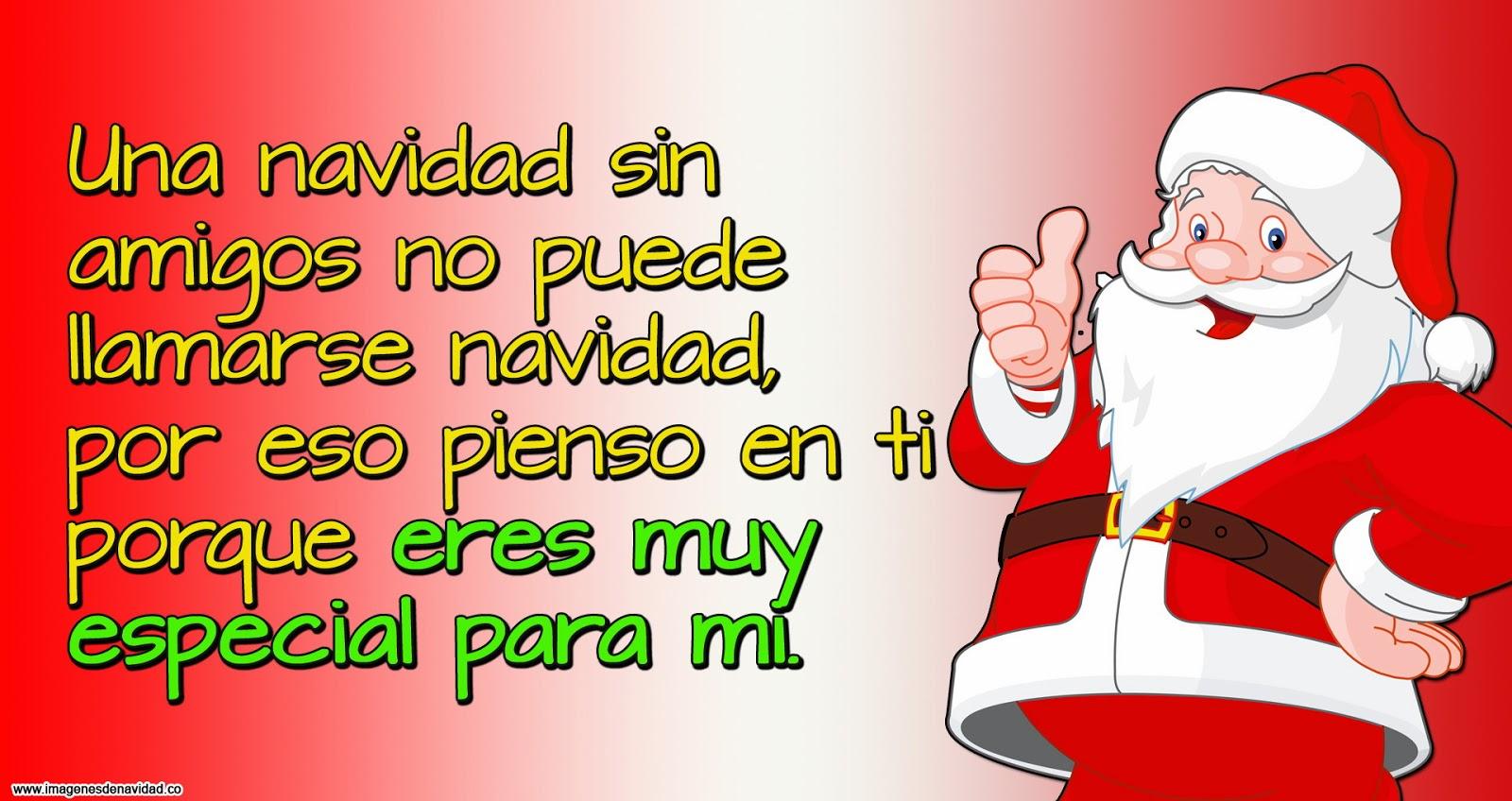 Imagen de navidad para super buenos amigos en full hd - Un santa claus especial ...