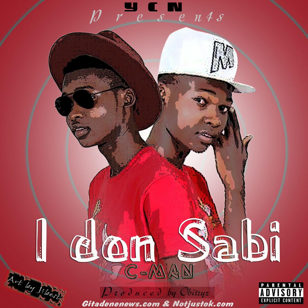 Download 'I don Sabi' by CMan