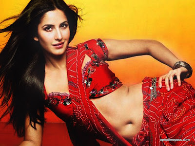 wallpapers of katrina kaif in saree