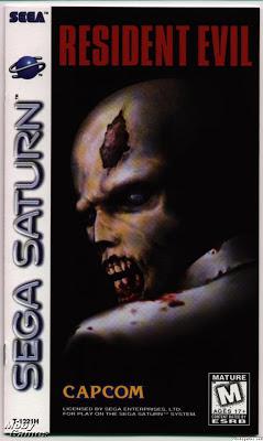Resident Evil Game 1996