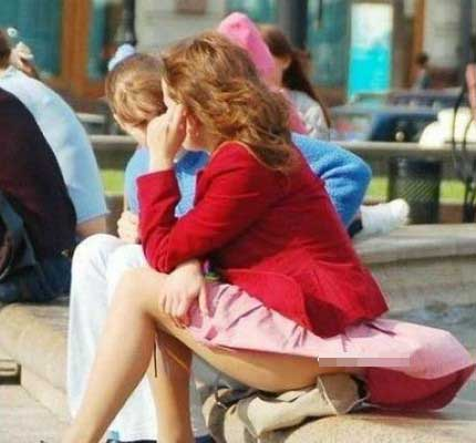 Funny Street Girls Most Embarrassing Moments Freeimages