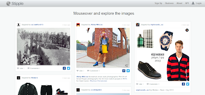 Social Shopping Website Stripple  to Explore, Compare and Buy Products