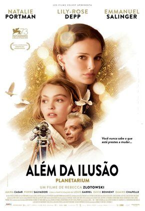 Além da Ilusão Torrent Download   Full BluRay 720p 1080p