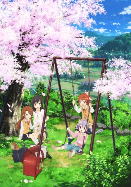 Anime 'Non Non Biyori' Akan Dapatkan Episode OVA Dan Rilis September