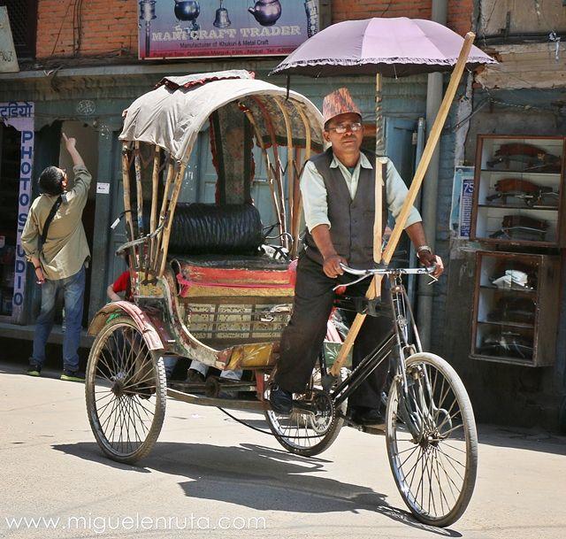Rickshaw-Katmandu-2