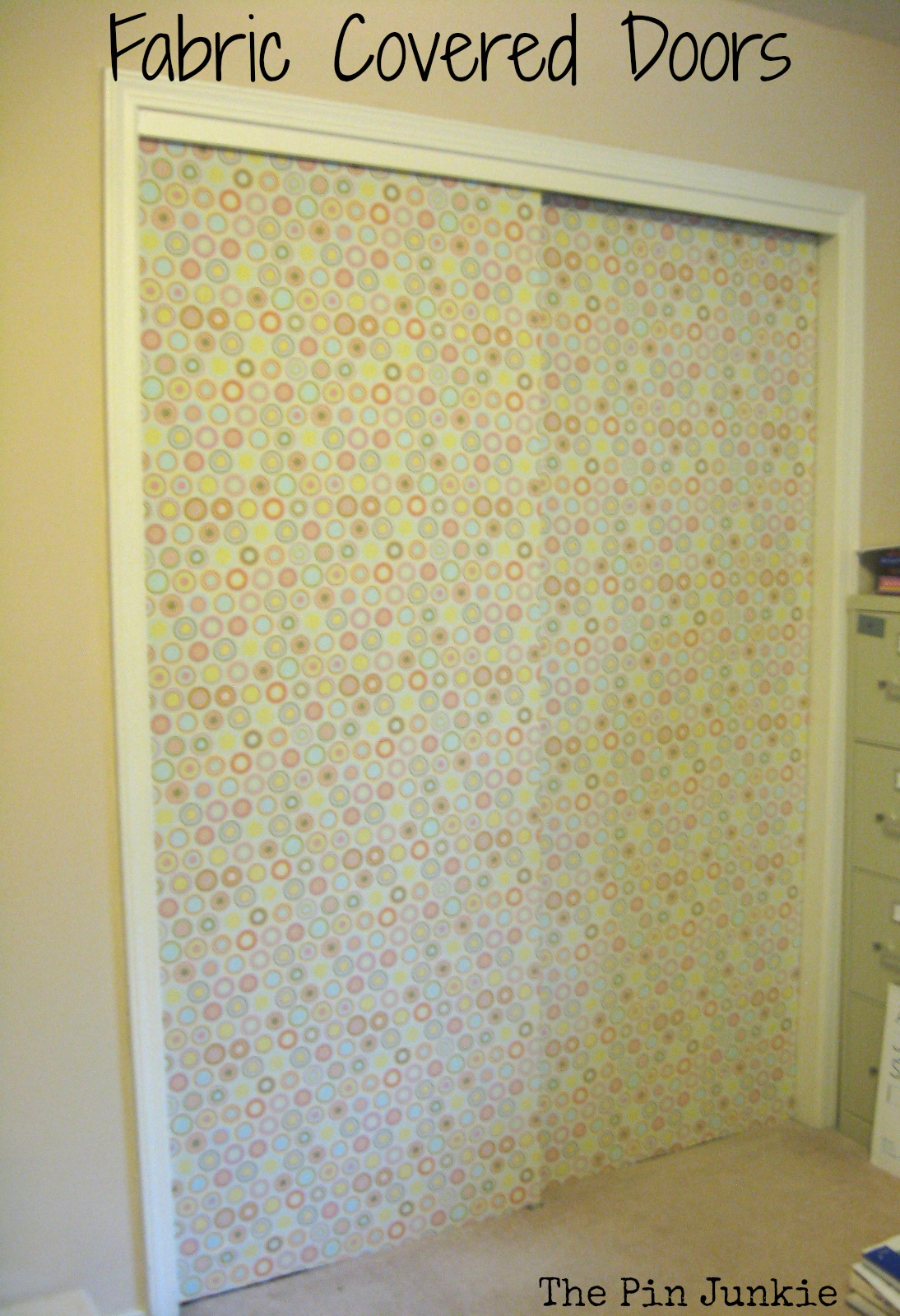Cover Closet Doors #31 - The Pin Junkie
