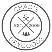 CHAD&#39;S DRYGOODS