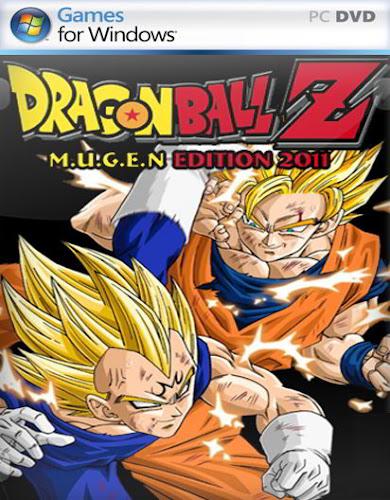 Dragon Ball Z Mugen Edition PC Full