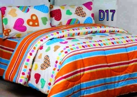 sprei handmade sweat dream motif unyu