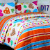 Sprei Handamde Motif Sweat Dream