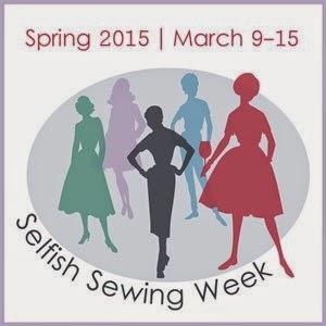 Selfish Sewing Week