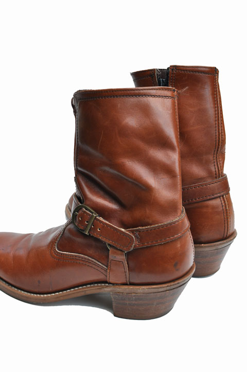 goodbye vintage womens vintage 1970s leather boots
