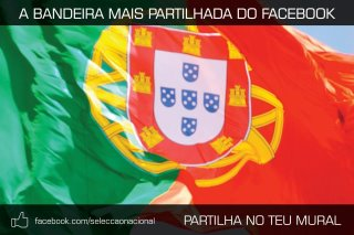 Bandeira Portugal/FPC