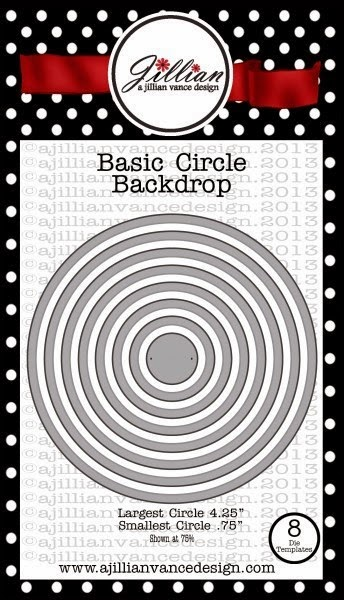 Basic Circle Backdrop Die