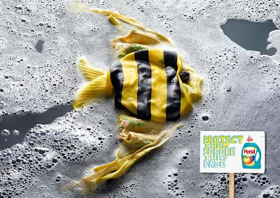 Clever and Creative Detergent Advertisements (15) 5