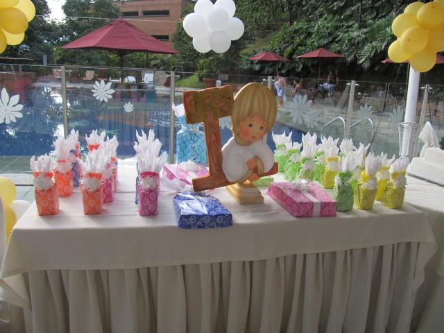 Fiestas primera comunion fiestas tematicas infantiles for Decoracion comunion