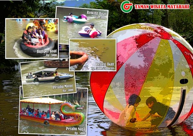 Tempat Wisata Di Bogor Taman Matahari Dibawah Pimpinan Bp