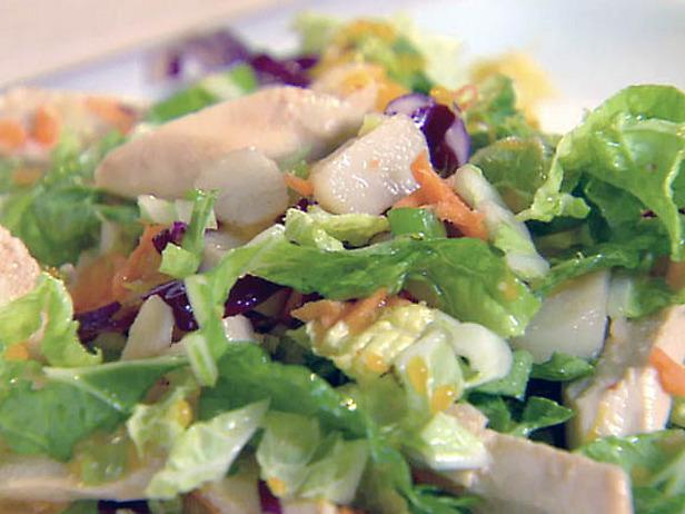 Viernes de aroma: Ensalada de pollo oriental   No te lo comas