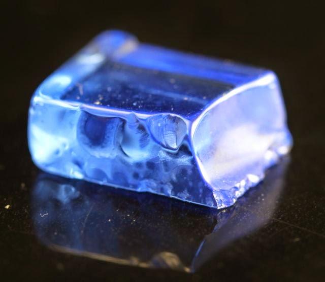 Propiedades del Cuarzo Azul