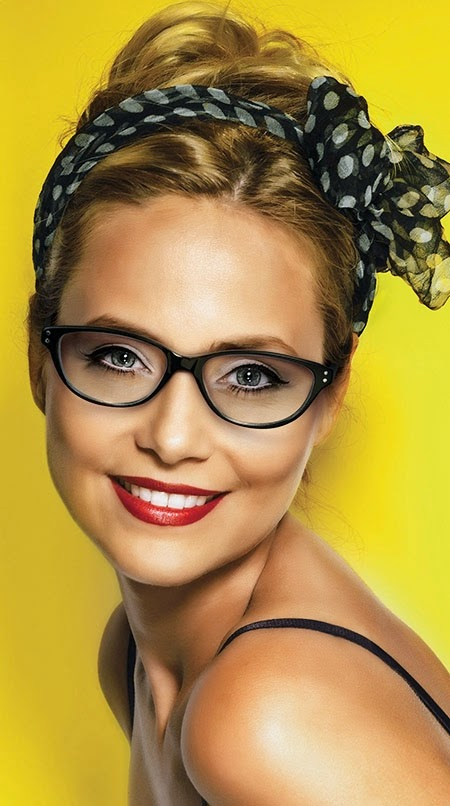 Glasses Frames Look Younger : Modern Cat Eye Eyewear To Look Younger Good Housekeeping ...