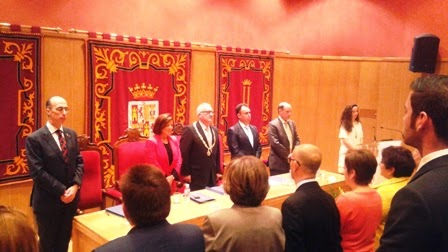 18 abril palacio exposicion congreso madrid: