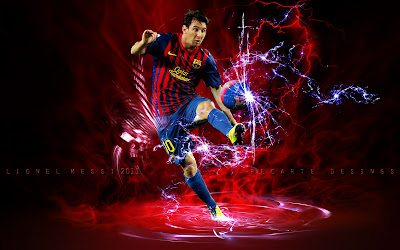 Iniesta Wallpaper 2012 on Lionel Messi Barcelona 2012   2013   Wallpapers Pictures