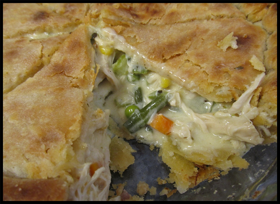 this pie recipe works great for this hamburger pie turkey pot pie and ...
