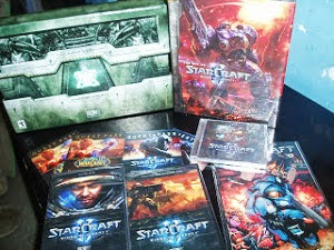 SIN UNIDADES DISPONIBLES: STARCRAFT II: WINGS OF LIBERTY (EDICIÓN DE COLECCIONISTA)