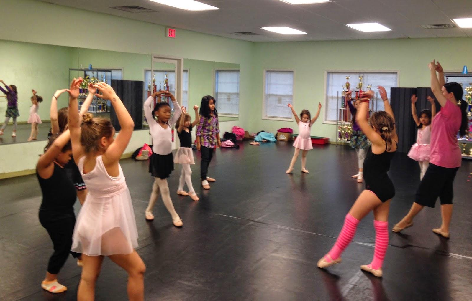 ballet tap charlotte dance schools