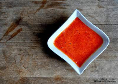 sauce espagnole typique illes canaries