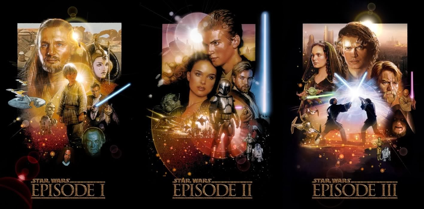 Star Wars: The Prequels are Just as Good - Brian on Star Wars