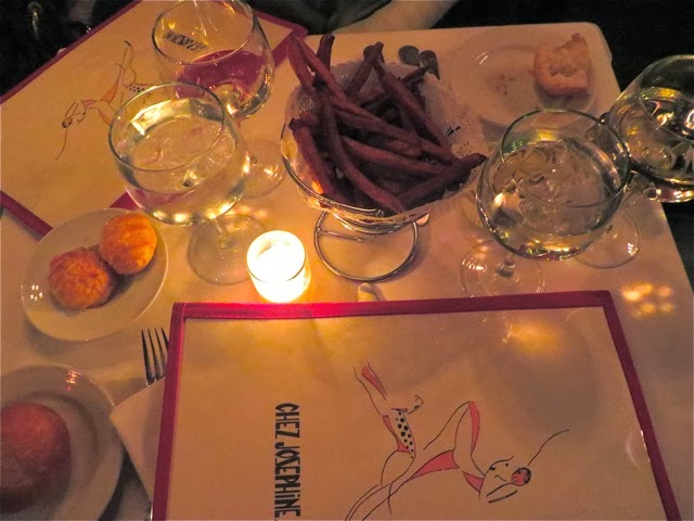 Sweet Potato Fries Chez Josephine
