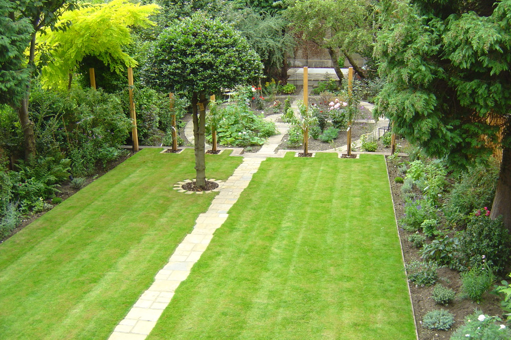 More than 50 beautiful house garden and landscaping ideas - Garden design using grasses ...