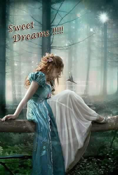 good night sweet dreams wallpaper
