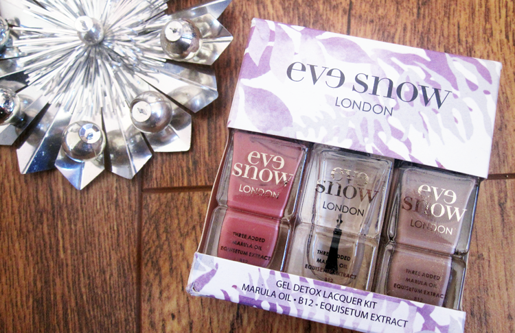 Eve Snow Gel Detox Lacquer Kit
