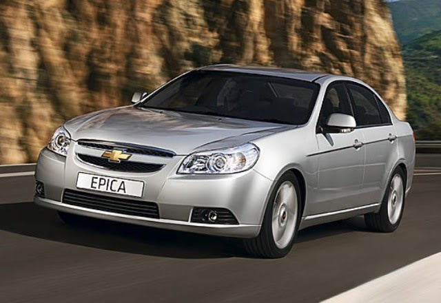 2009 Chevrolet Epica Service Manual  Repair And Maintenance Schedule